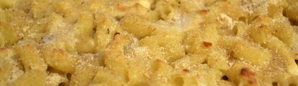 Mascarpone Macaroni & Cheese